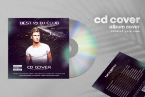Top 10 DJ Club CD Cover Free Mixtape