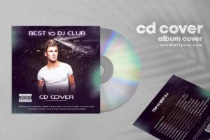 Top 10 DJ Club CD Cover Free Mixtape